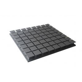 Mega Acoustic PM-8K 60x60 Dark Gray
