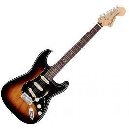 Fender Deluxe Stratocaster Pau Ferro 3-Color Sunburst