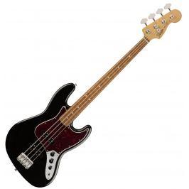 Fender 60s Jazz Bass Pau Ferro Black with Gigbag