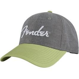 Fender California Series Chambray Logo Hat One Size Fits Most