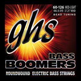 GHS 4ML-B-DYB BEAD Tuned Bass Boomers Medium Light