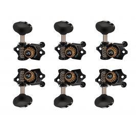 Schaller GrandTune 3L/3R solid 21,7 Black Chrome
