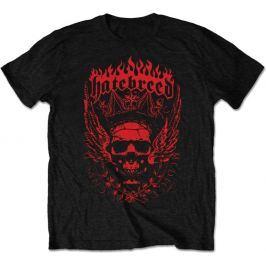 Rock Off Hatebreed Crown Mens Blk T Shirt: S