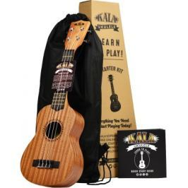 Kala Learn To Play Ukulele Starter Pack