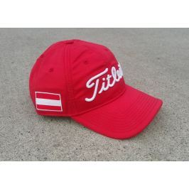 Titleist Austria Flag Cap Red