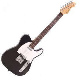 Encore E2BLK Electric Guitar Gloss Black