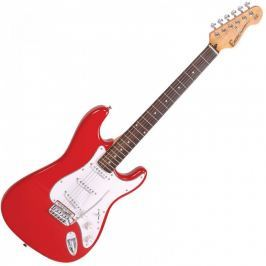 Encore E6RED Electric Guitar Gloss Red