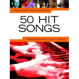 Music Sales Really Easy Piano Collection: 50 Hit Songs