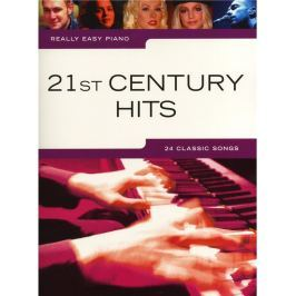 Music Sales Really Easy Piano: 21st Century Hits