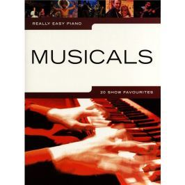 Music Sales Really Easy Piano: Musicals - 20 Show Favourites