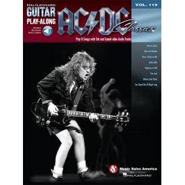Hal Leonard Guitar Play-Along Volume 119: AC/DC Classics