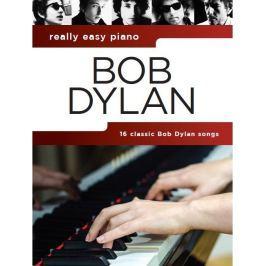 Music Sales Really Easy Piano: Bob Dylan