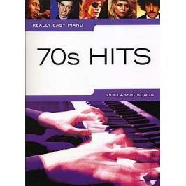 Music Sales Really Easy Piano: 70s Hits