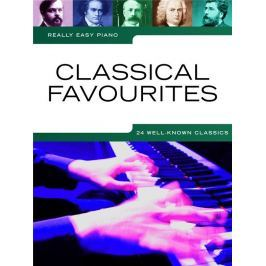 Music Sales Really Easy Piano: Classical Favourites