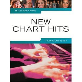 Music Sales Really Easy Piano: New Chart Hits
