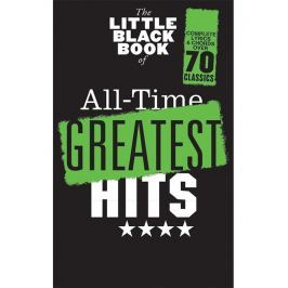 Hal Leonard The Little Black Songbook: All-Time Greatest Hits