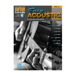Hal Leonard Guitar Play-Along Volume 9: Easy Acoustic Songs