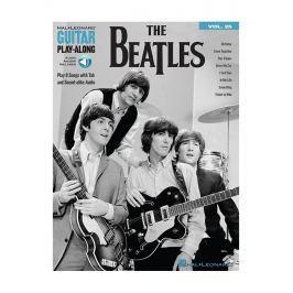 Hal Leonard Guitar Play-Along Volume 25: The Beatles