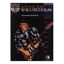 Hal Leonard Guitar Play-Along Volume 49: Stevie Ray Vaughan