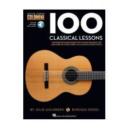 Hal Leonard Guitar Lesson Goldmine: 100 Classical Lessons