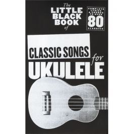Music Sales The Little Black Songbook: Classic Songs (Ukulele)
