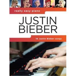 Hal Leonard Really Easy Piano: Justin Bieber