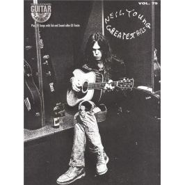 Hal Leonard Guitar Play-Along Volume 79: Neil Young Greatest Hits