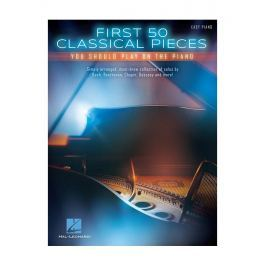 Hal Leonard First 50 Classical Pieces You Should Play On The Piano