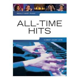 Hal Leonard Really Easy Piano: All-Time Hits