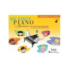 Hal Leonard Faber Piano Adventures: My First Piano Adventure