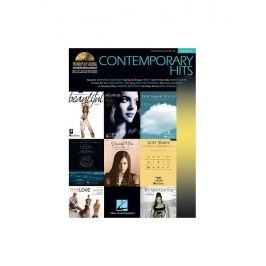 Hal Leonard Piano Play-Along Volume 19: Contemporary Hits