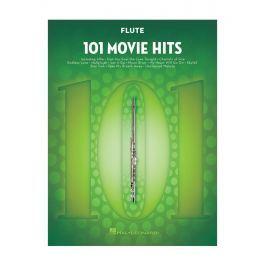 Hal Leonard 101 Movie Hits For Flute