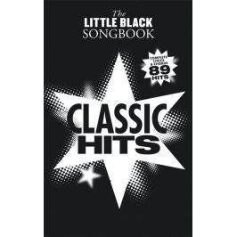 Music Sales The Little Black Songbook: Classic Hits