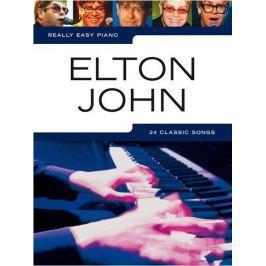 Music Sales Really Easy Piano: Elton John