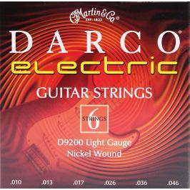 Martin D9200 Darco Electric Guitar Strings 10-46 light nickel wound