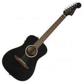 Fender Malibu Special Matte Black w/bag