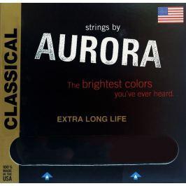 Aurora Premium Classical Strings Extra High Tension Clear