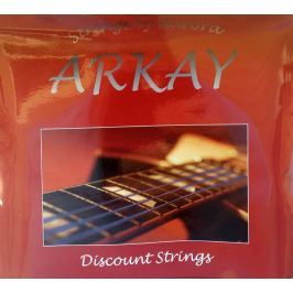 Aurora Colored Chameleon Electric Guitar Strings 11-50 Red