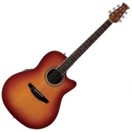 Ovation Applause AB24II Mid Cutaway Honey Burst