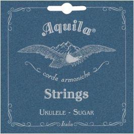 Aquila Sugar Ukulele String Set Soprano low G wound