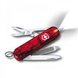 Victorinox Signature Lite Red Transparent