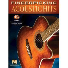 Hal Leonard Fingerpicking Acoustic Hits