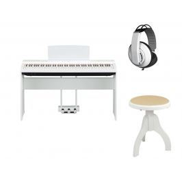 Yamaha P-125WH Deluxe Set