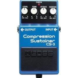 Boss CS-3 Compression Sustainer (B-Stock) #909288