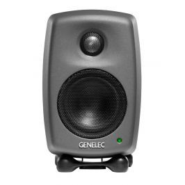 Genelec 8010A Bi-Amplified Monitor System Anthracite (B-Stock) #909356