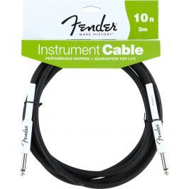 Fender Performance Series Cable 3m BLK (B-Stock) #908194