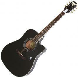 Epiphone PRO-1 Ultra Acoustic Electric Ebony (B-Stock) #909433