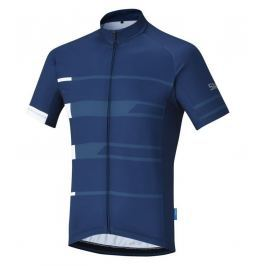 Shimano Team Short Sleeve Jersey Navy XL