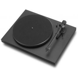 Pro-Ject Debut III DC + OM5e Black