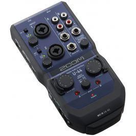 Zoom U-44 Handy Audio Interface (B-Stock) #909775